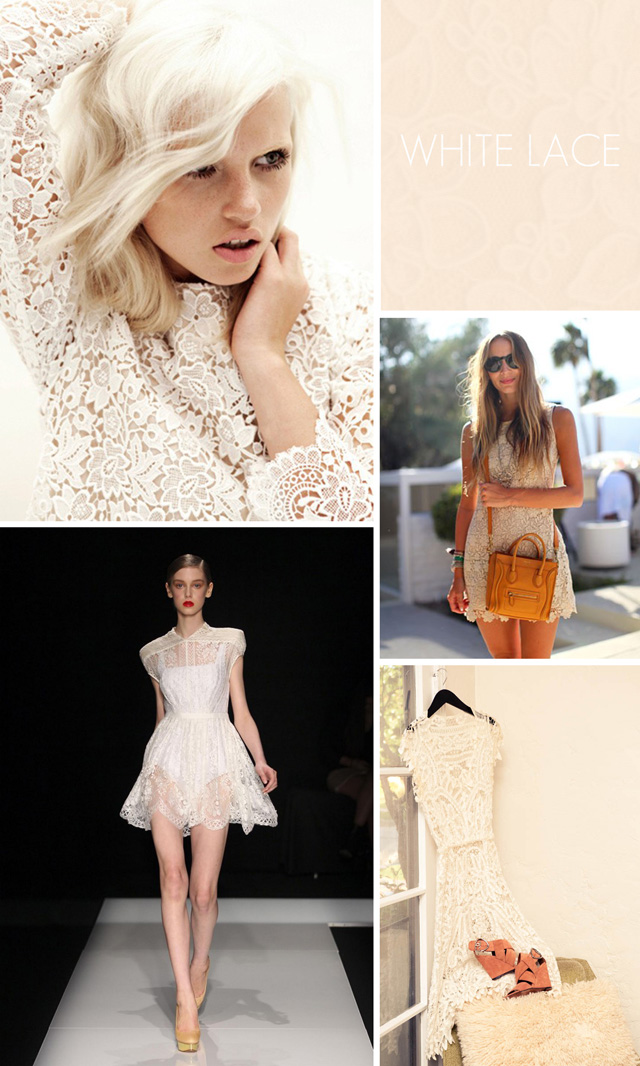 Aviva Baumann Superbad White Pants About A Lace Dress pictureAviva Superbad
