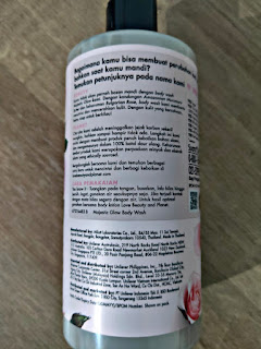 Love Beauty and Planet Body Wash Review
