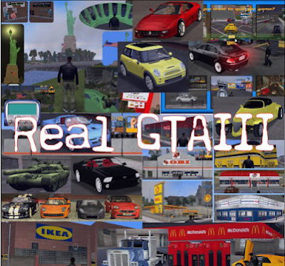Grand Theft Auto 3 Real Mod (GTA 3 Real Mod) Game Free