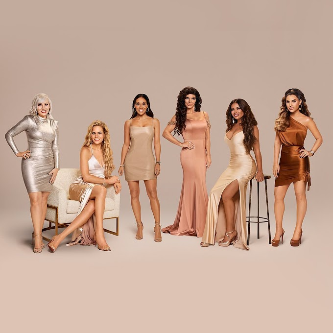 Details Inside 'The Real Housewives Of New Jersey' Season 11 Reunion Taping!