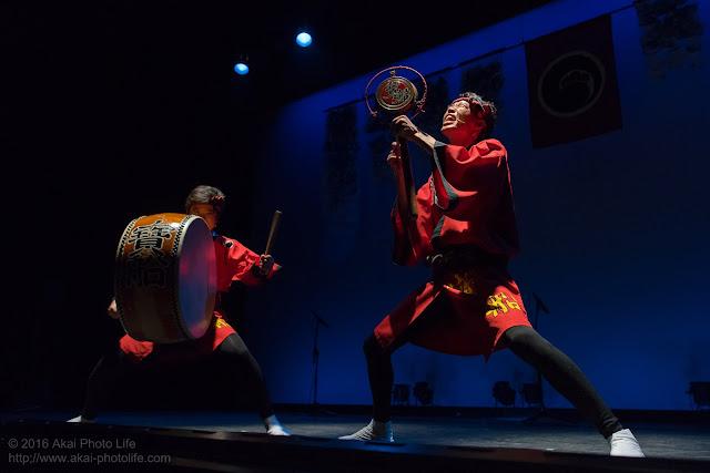 寶船の阿波踊りの舞台公演