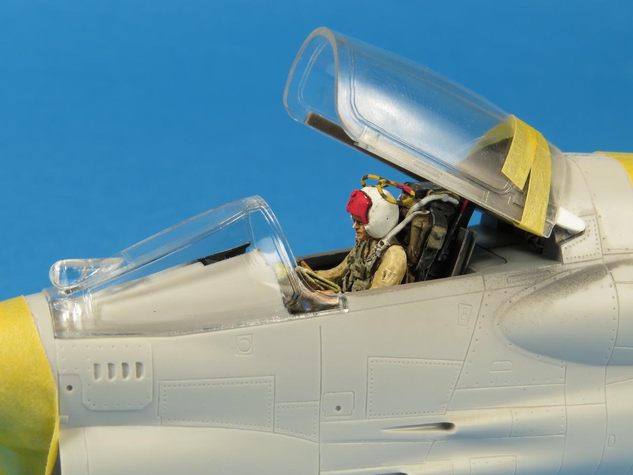 Furball Decals 1//48 VOUGHT F-8 CRUSADER Canopy /& Wheel Hub Vinyl Mask Set