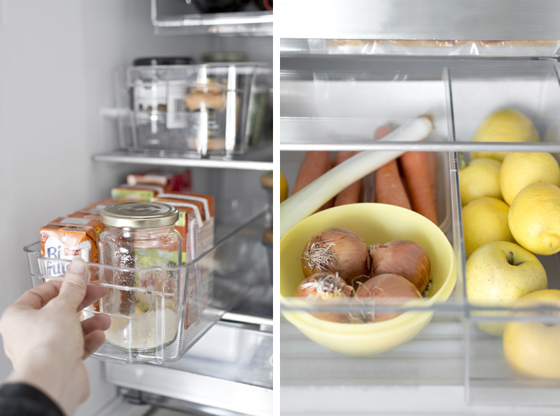 CÓMO ORGANIZAR UNA NEVERA ECOLÓGICA (IKEA) / HOW TO ORGANIZE AN ECOLOGICAL FRIDGE