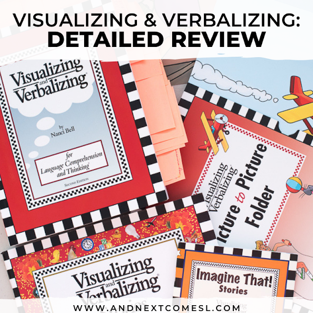 Visualizing and verbalizing lindamood bell reviews