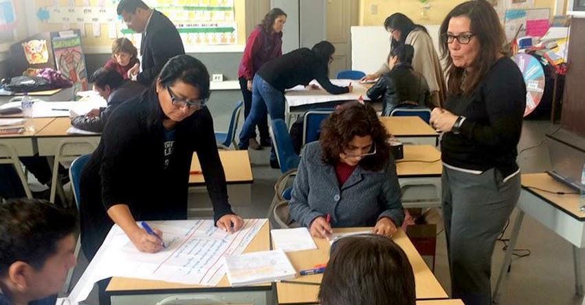 LA SECUNDARIA SUMA: docentes de Lima Metropolitana participan en taller de capacitación - DRELM - www.drelm.gob.pe