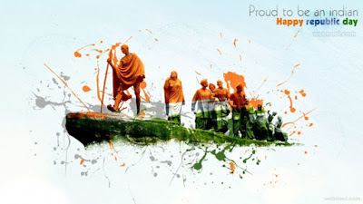 Happy Republic Day Wallpapers for Facebook