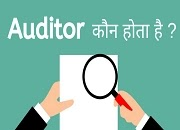 Auditor Meaning in Hindi