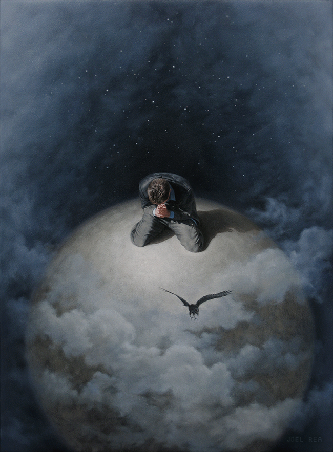 16-Dreaming-Dreams-of-Prayer-Joel-Rea-Surreal-Emotions-Painted-on-Canvas-www-designstack-co