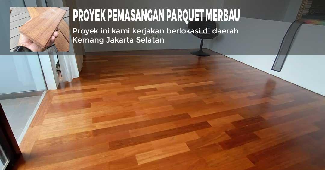 parquet Jakarta
