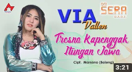 Lagu Via Vallen Tresnoku Kepenggak Itungan Jowo Mp3