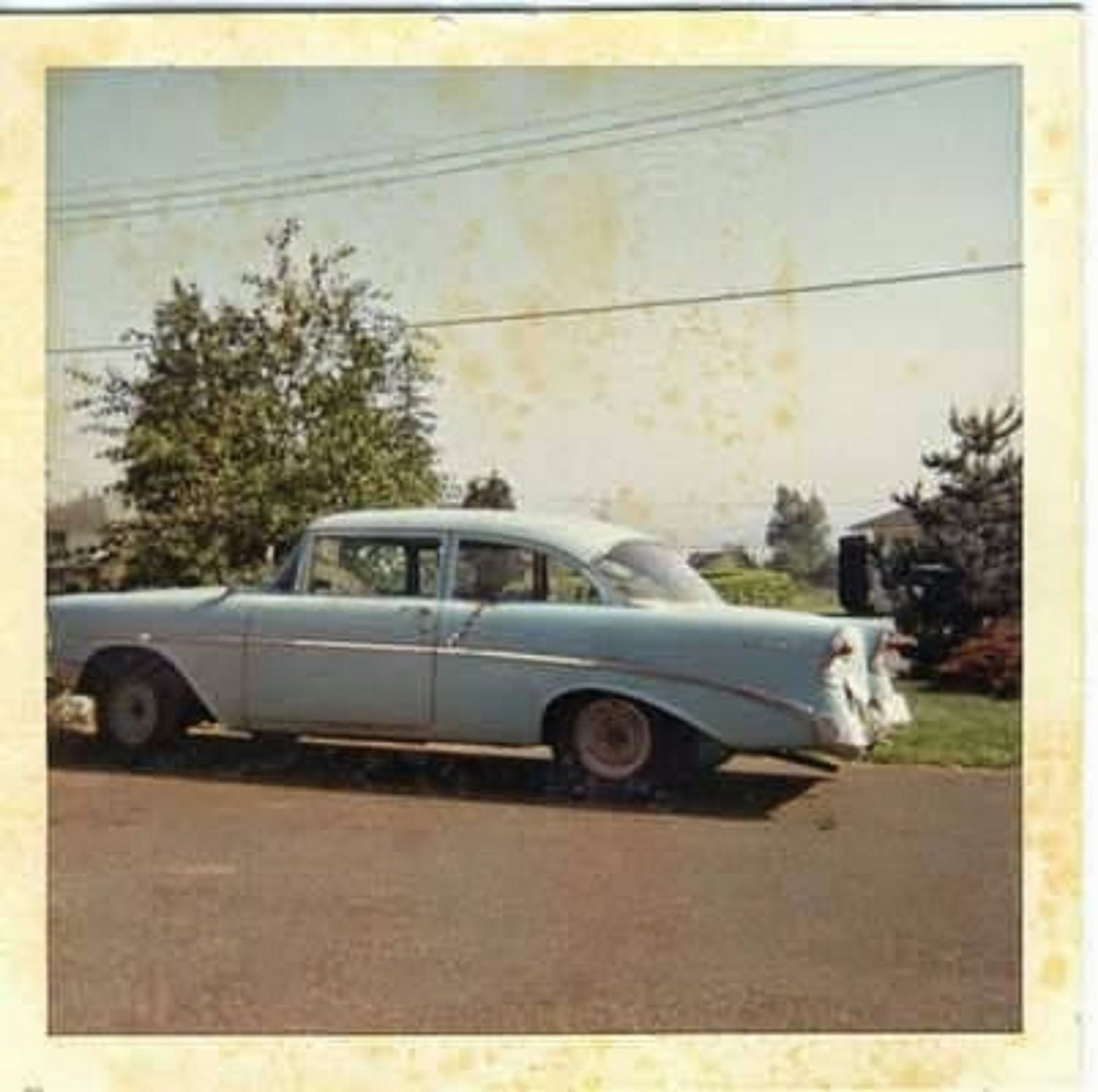 MY 1956 CHEVROLET - JAN 19, 1969