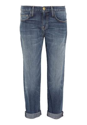 Классические широкие джинсы бойфренды