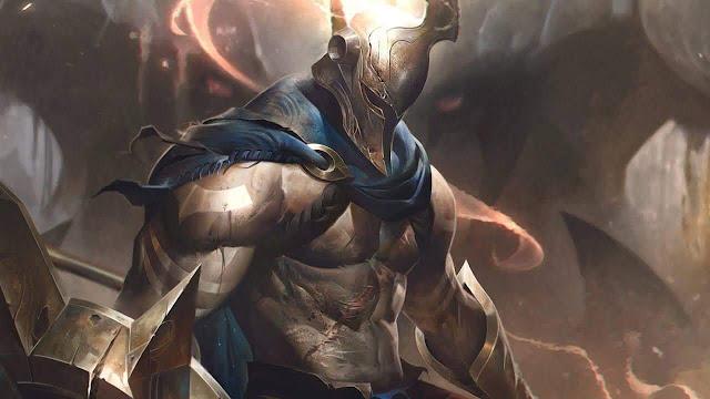 League of Legends: Παρουσιάστηκε η ανακατασκευή του Pantheon