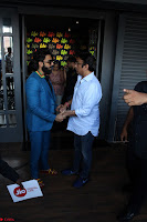 Ranveer Singh in Blue Blazer Spotted Life Bar ~  Exclusive 13.JPG