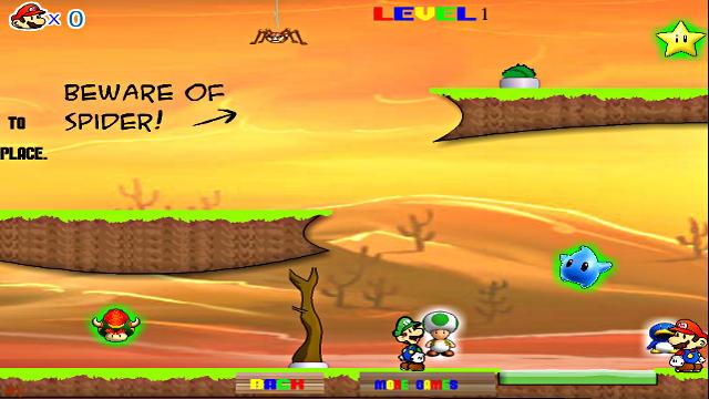 Mario in Animal World 3 - Image du Jeu