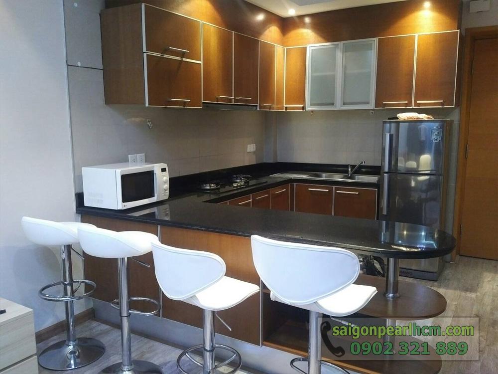 Saigon Pearl cho thuê căn hộ 2PN Topaz 2 tầng 9 - hình 2