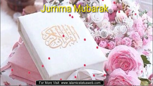 Jumma Mubarak Islamic Whatsapp Status Video Download