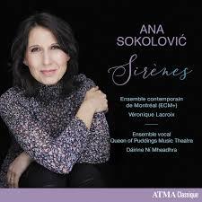 Gapplegate Classical-Modern Music Review: Ana Sokolovic, Sirenes