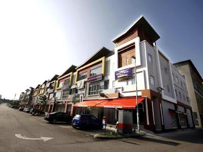 D bayou hotel murah shah alam