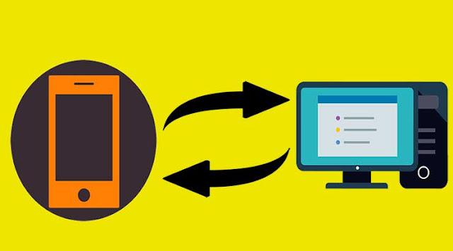 Cómo conectar rápidamente tu Dispositivo Android y PC sin necesidad del Cable USB para el envió de archivos
