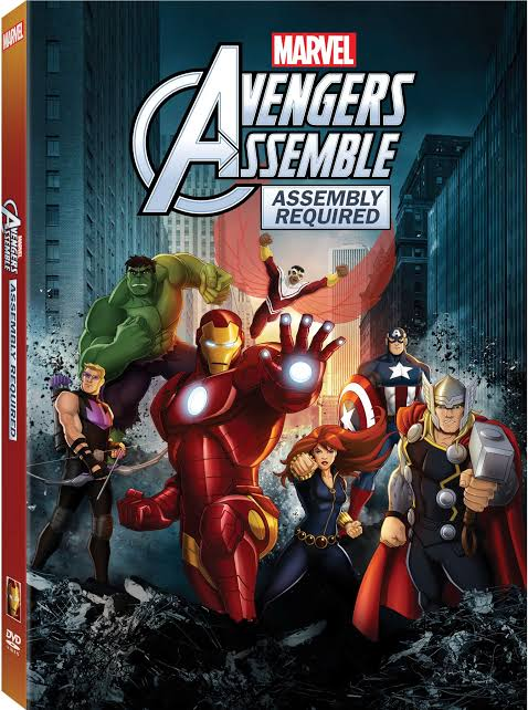 Avengers Assemble Season 01 Images In Hd