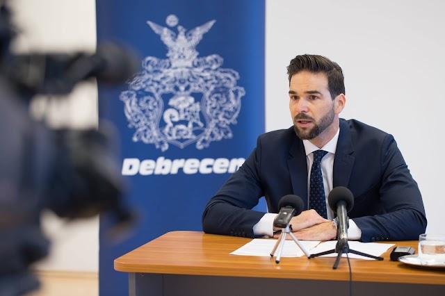 Debreceni alpolgármester: hétmilliárd forintnyi támogatás elérésében segített a vállalkozói platform