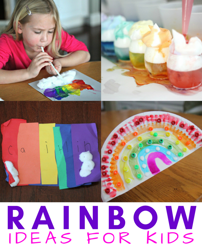 Toddler Approved!: Easy Rainbow Crafts, Activities, And