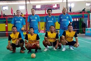 Kalahkan Bandung Timur, Demak A Juarai Piala Ketua PP Jateng KU 40