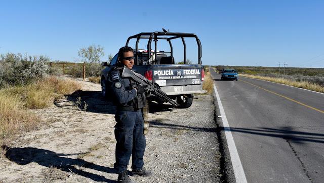 Estados del norte de México restringen la movilidad en sus fronteras para protegerse del coronavirus