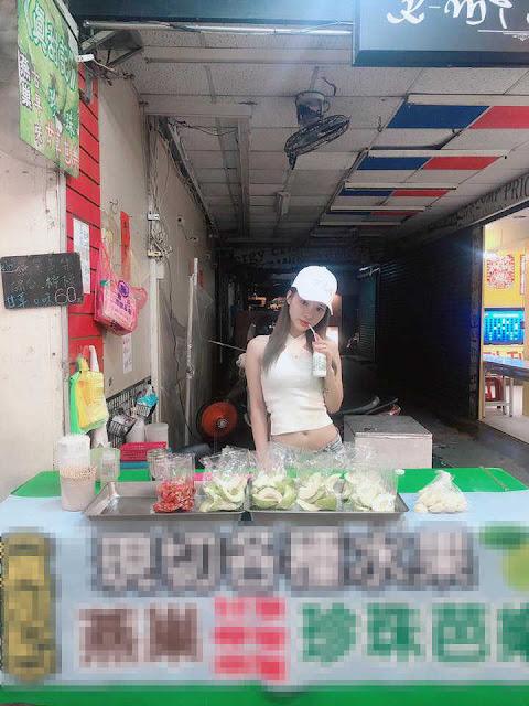 Choáng với nhan sắc mỹ miều của hot girl bán ổi đang nổi như cồn mạng xã hội