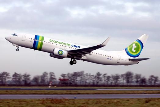 Desde hoy: transavia.com vuela entre Sevilla y Ámsterdam