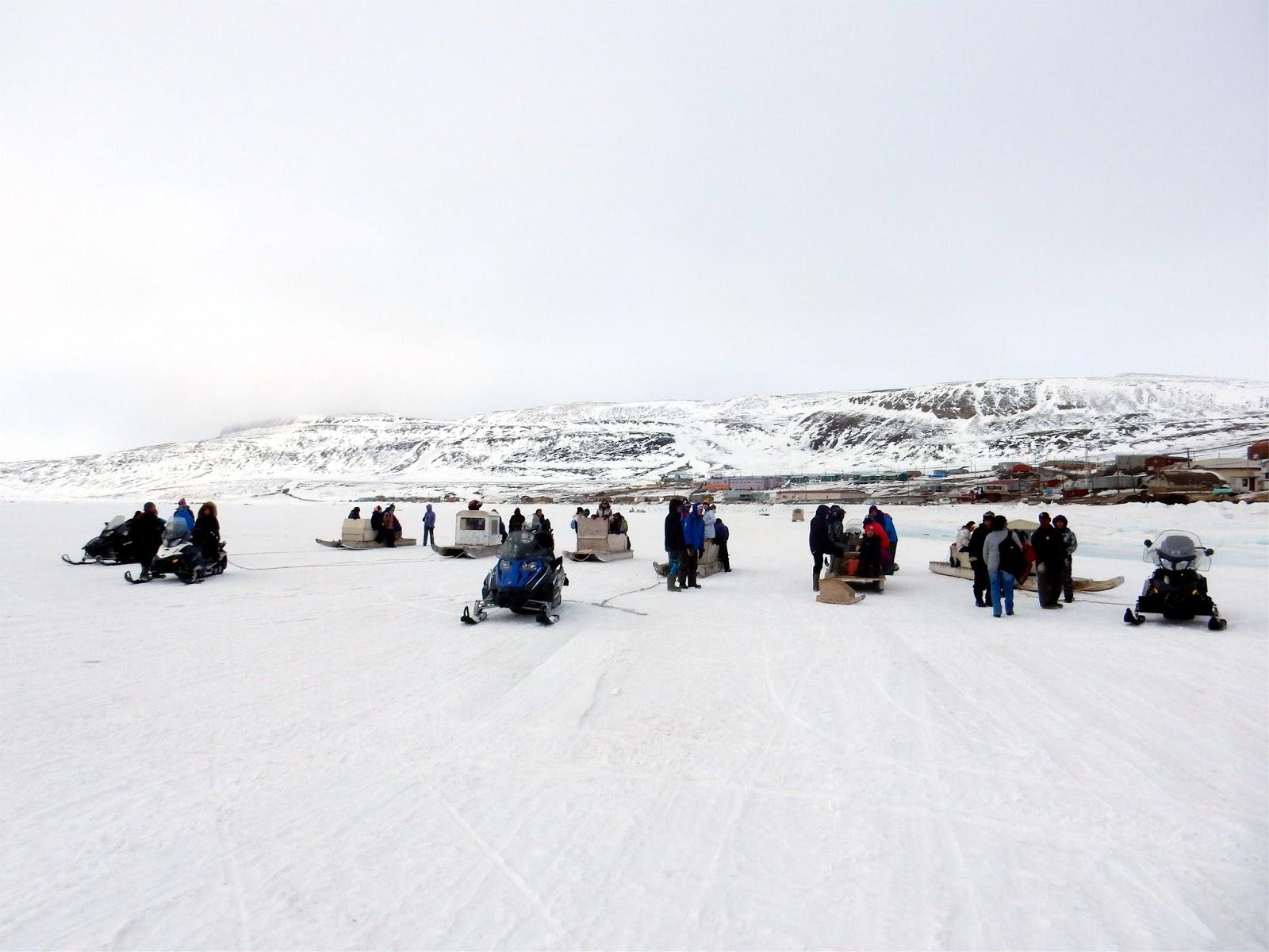 the pocket inuujaq spring camp 2016