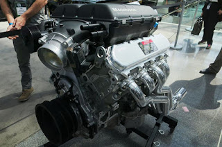 2017 Pontiac Trans Am 455 Super Duty Supercharged Engine