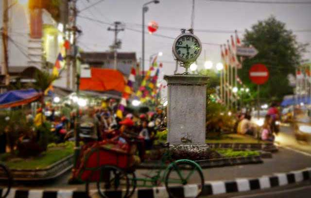 Malioboro, Pusat Kota dan Wisata Belanja Yogyakarta