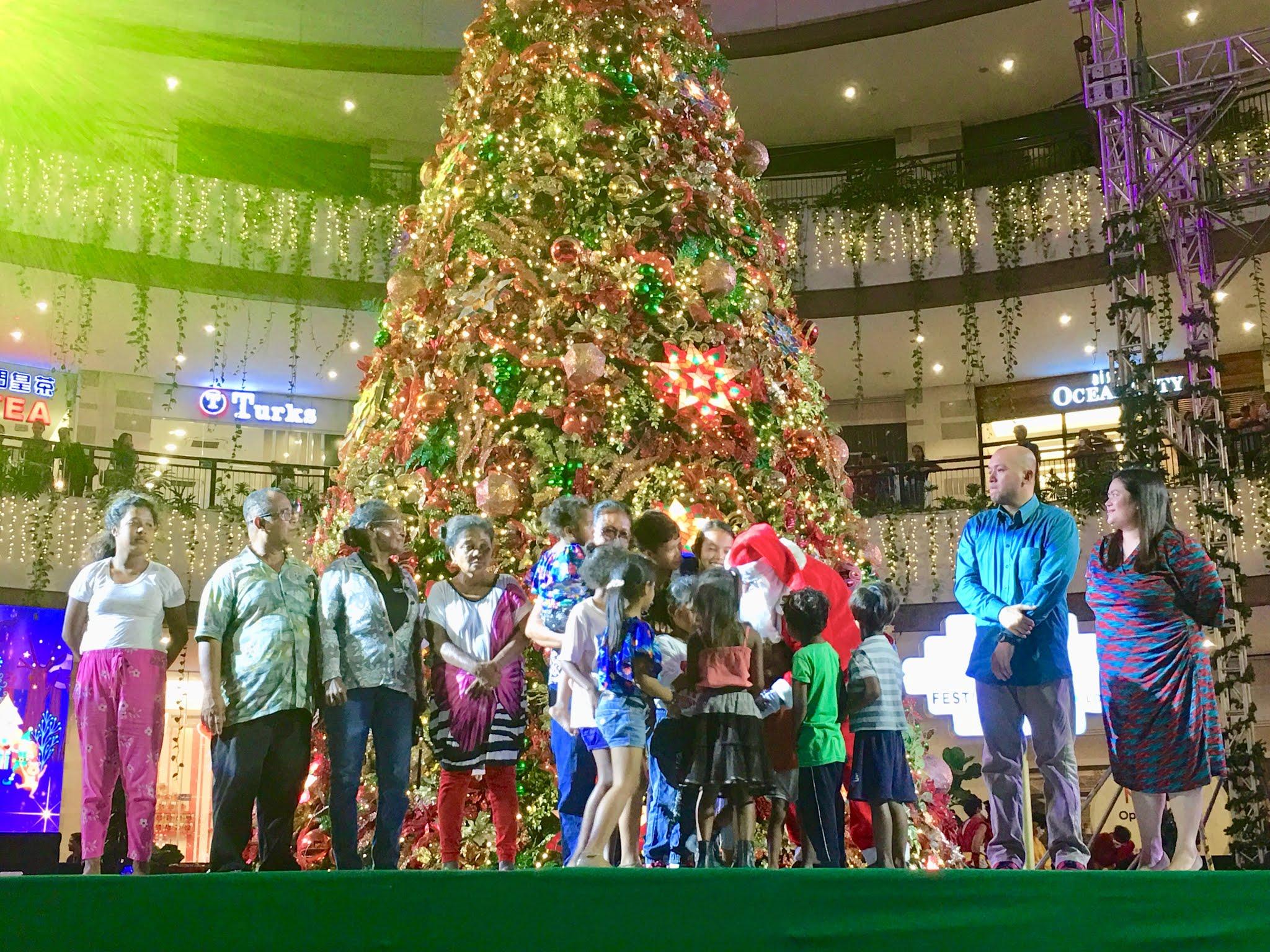 Festive Walk Mall Iloilo Megaworld