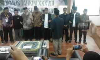 Ini Hasil Majelis Tahkim Syarikat Islam Indonesia yang ke-38