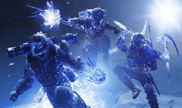 Destiny 2 - Beyond light DLC has been released