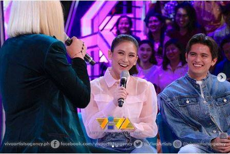 Unaired Sarah G interview stopped by Mommy Divine, possibly GGV's finale episode?