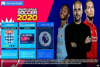 Anda jangan lupa untuk Unduh juga file  DLS 2020 Mod Spesial Premier League Season 19/20