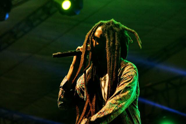 Kemeriahan Tak Terbendung, Julian Marley Sukses Meriahkan Jakarta Peace Concert 2017