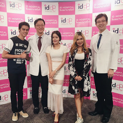 letmeinthailand พบกับหมอโรงพยาบาลไอดี อีกครั้ง!! ที่เมืองไทย