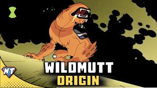 ben 10 wildmutt origin