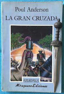 Portada del libro La Gran Cruzada, de Poul Anderson