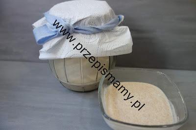 Zakwas do wypieku chleba