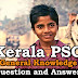 Kerala PSC General Knowledge Question and Answers - 79