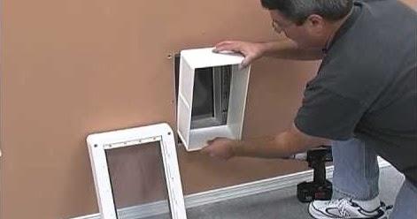 Acidathome Ruff Weather Dog Door Replacement Parts