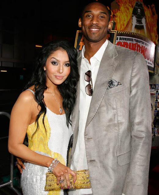 Teddy Kaegele S Blog Kobe Bryant S Wife Vanessa Files For