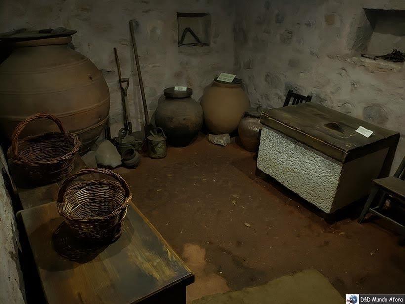 Interior da Casa dos Pastorinhos Francisco e Jacinta em Aljustrel - O que fazer em Fátima