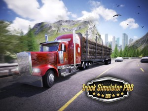 Download Game Truck Simulator PRO 2017 MOD APK+DATA