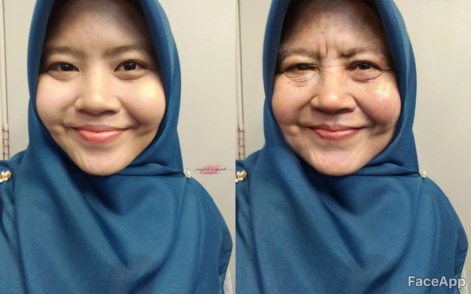 bahaya main face app